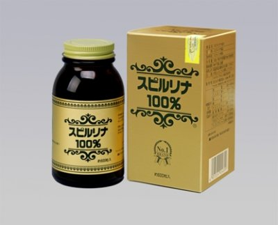 Tảo Spirulina Japan Algae